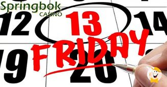 Get R1300 this Friday the 13th at Springbok