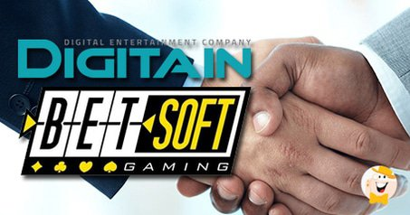 Digitain Partners with Betsoft