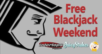 5th Blackjack Hand Free this Weekend