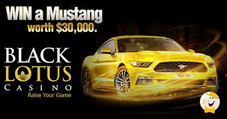 Win Your Dream Car at Black Lotus Casino