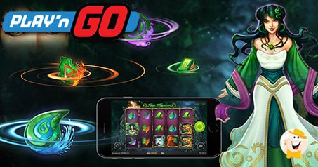 January Release for Play'n GO's 'Jade Magician'