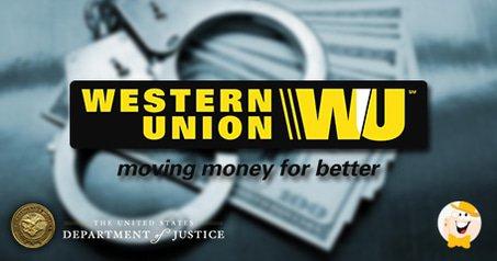 US DOJ Fines Western Union $586M