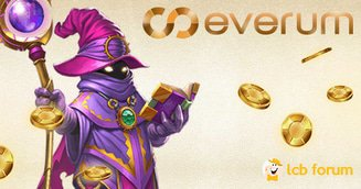 Everum Casino rep on the LCB forum