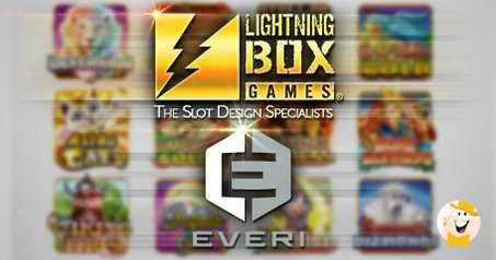 Lightning Box to Supply Proprietary Games to Everi