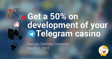 Slotegrator to Award Telegram Bot at 50% Off