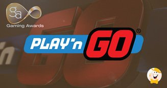 Play'n GO Wins 'Slot Provider of the Year'