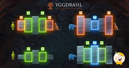 New Slot Concept from Yggdrasil: Fusion Realms™