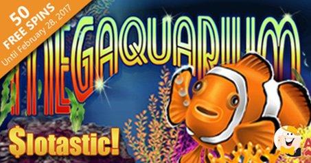 Slotastic Megaquarium Bonuses