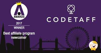 Codetaff Takes iGB Award