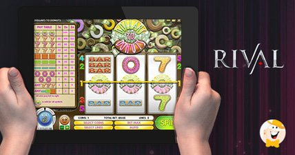 Rival gaming to launch dollars to donuts slot