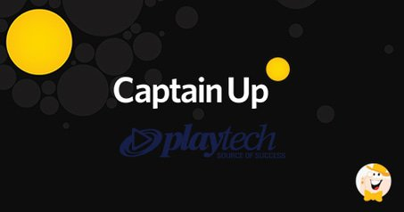Captain Up Snags Largest Deal to Date with Playtech