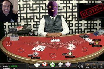 Live Blackjack Cheating?