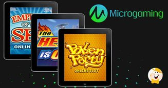 Three New Games for Microgaming in March