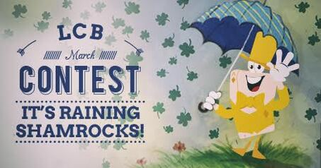 Lucky with a Chance of Shamrocks!