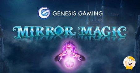 Mirror Magic Available on Quickfire Platform