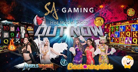SA Gaming Launches Hot Model Slots