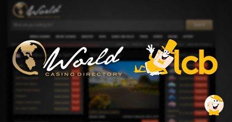 WorldCasinoDirectory.com Joins LCB Network