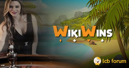 New Casino Rep: WikiWins