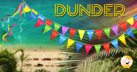 Dunder casino celebrates one year anniversary