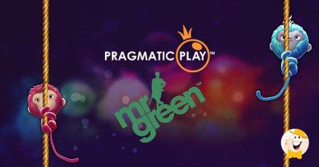 Mr Green Gains Pragmatic Play Casino Games