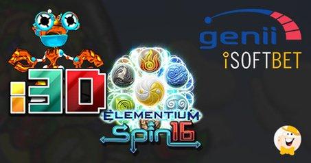 Genii Slots Delivered via iSoftBet's GAP