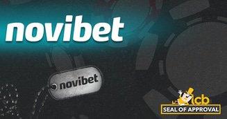 LCB Seal of Approval – NoviBet Casino