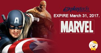 Final Days for Playtech's Marvel Slots