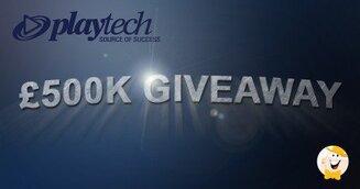 Playtech annuncia la più grande Promozione mai esistita del Network per £ 500.000