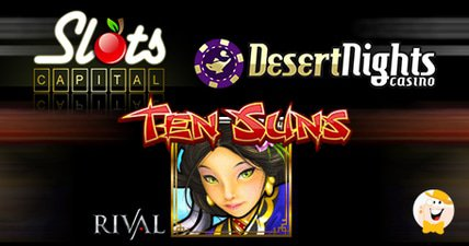 Ten suns new slot from rival