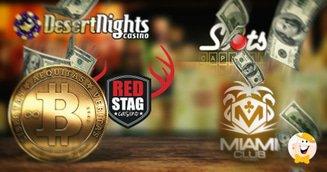 Online Casinos Kicking off April in a Big Way