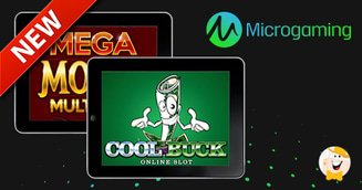 Microgaming Launches 'Cool Buck' and 'Mega Money Multiplier'