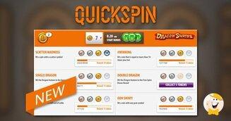 Guadagna Funzioni Bonus con gli 'Obiettivi Raggiunti' di Quickspin