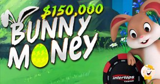 Easter Bunny Money from Intertops Casino