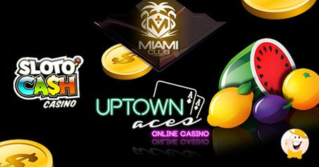Top march slots at miami club and sister sites
