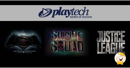 Playtech to Go Live with DC Comic Slots