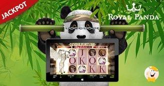 Royal Panda Player Bags £113k Divine Fortune Mega Jackpot