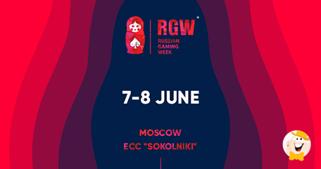 11th russian gaming week event june 7 8 2017