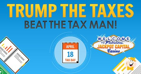 Jackpot Capital Offers a New Spin on Tax Day