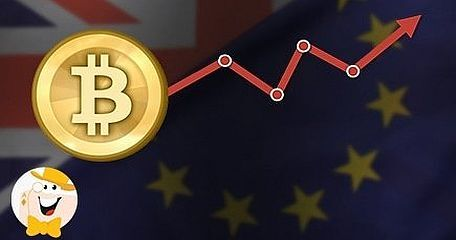 Bitcoin Value Rises in the Aftermath of the Leave Vote