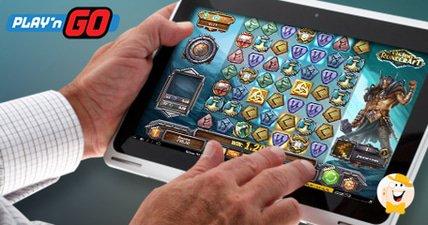 Play n go to launch viking runecraft