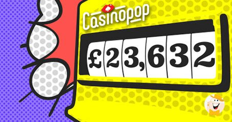 Dead or Alive Hits for £23K at CasinoPop