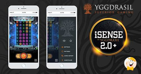 Yggdrasil gaming enhances player experience with isense