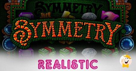 Realistic games announces symmetry slot