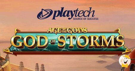 Playtech launches 8th slot in age of god series