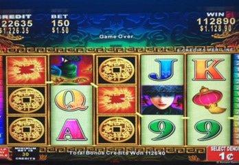 China mystery slot jackpot win