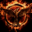 The hunger games mockingjay logo